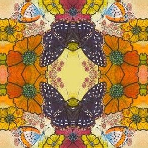 Butterflies_and_Floral_III