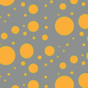 Orange_Polka_dots_on_Gray_skin_