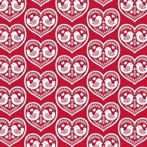 nordic - hearts