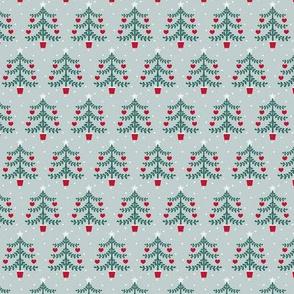 nordic - trees