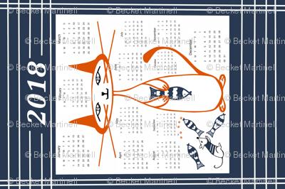 Katze_Calendar_2018