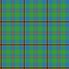"Snodgrass tartan, 6"" ancient colors"