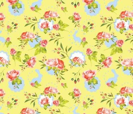 Doily_flowers_bunnies_yellow-01_shop_preview