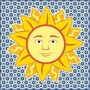 Talavera Sun - Masculine