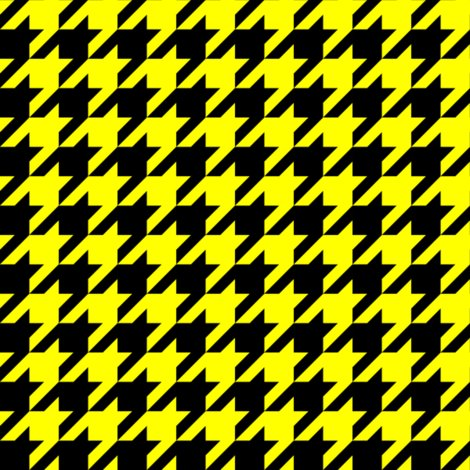 Rone_inch_black_houndstooth_yellow_shop_preview