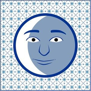 Talavera Moon - Masculine