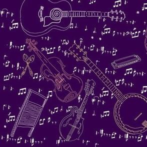 Bluegrass in E