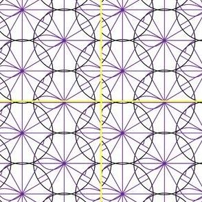 circle geometric pattern