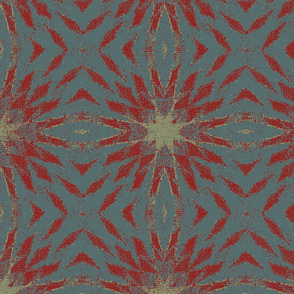 Geodahlia (Red)