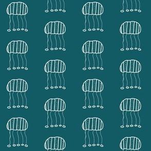 effervescent jellyfish