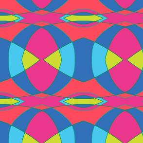 ColorBlockBlueGreenPink