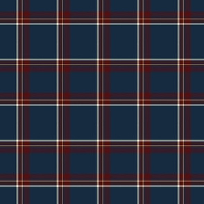 Ahoy plaid