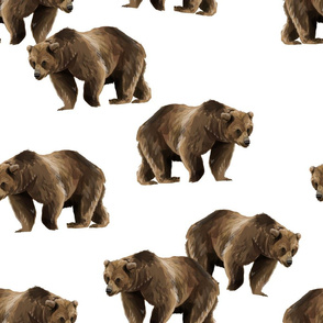 Grrrizzly Bears - Larger Scale