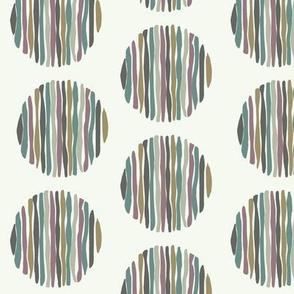 Trunk circles - colorway 1