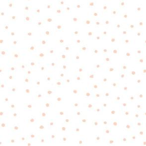 "10.5"" Floral Dreams Polka Dots"