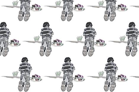 Bounty fabric by jillmichelle on Spoonflower - custom fabric