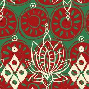 lotus diamond christmas