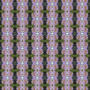Purple Flower Crepe Myrtle Floral Photo Pattern