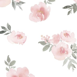 Dreamy Floral in Pink