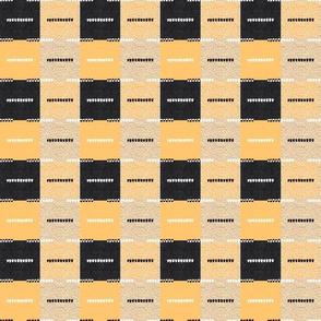 Caterpillar Squares