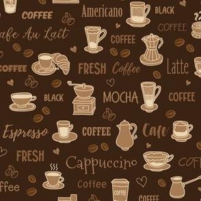 Coffee Time - Dark