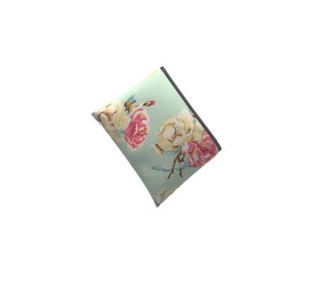scribble texture - pink