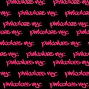 Pinbabes Graffiti Aiiight Logo