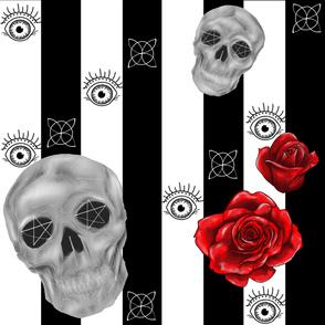 Halloween Rose