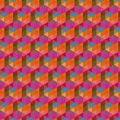 Hexagon_Cube_Tangrams_Pattern4