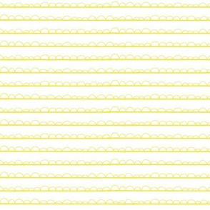 frilly stripe lemon