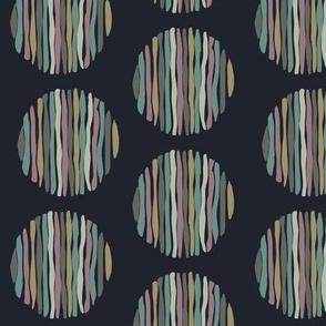 Trunk circles - colorway 2