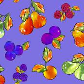 Autumn Fruits/Lilac