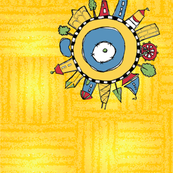 chicago yellow basket
