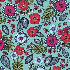Bouquet mint