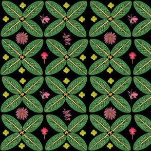 leaves n pink botanicals