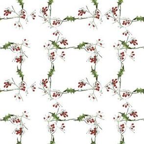 Holly Jolly Wreath