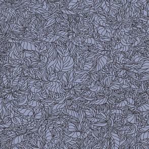 Leaf_1_Blk_line_on_gray_blue