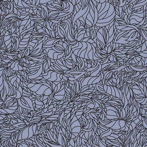 Leaf_1_Blk_line_on_gray_blue-ed