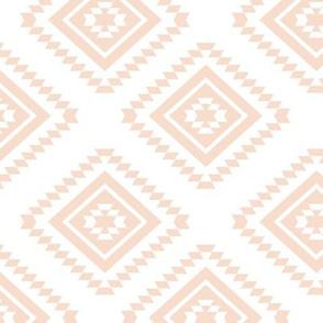 Aztec - Pale Parfait, White