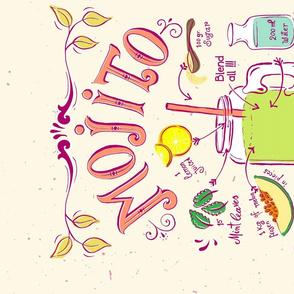 Mojito Slush Recipy