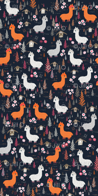 Mountain Alpacas (Small Scale)