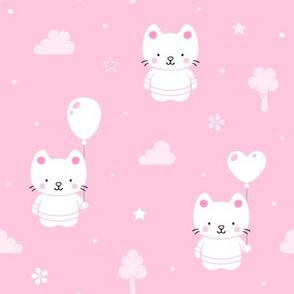 Baby Teddy Cats