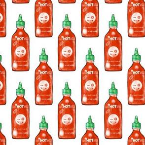 saucy - hot sauce