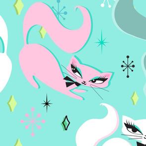 Swanky Kittens- LARGE