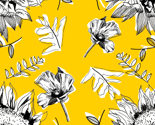 Fancyprints_sunflower_repeat_yellow_thumb