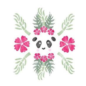 Botanical panda