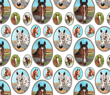 ovals_9 fabric by leroyj on Spoonflower - custom fabric