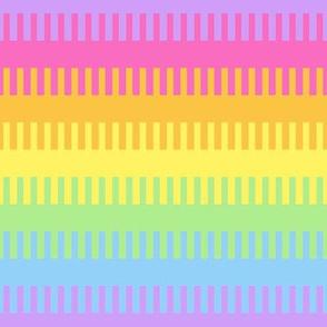 Blend Stripes - Rainbow