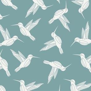 Humming Bird mint