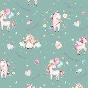Unicorns_pattern_mint2_shop_thumb